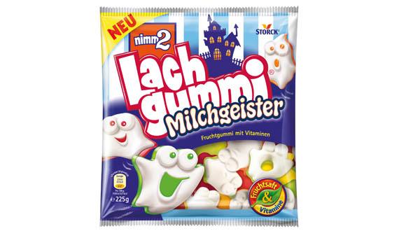 Nimm 2 Lachgummi Milchgeister / Storck Deutschland