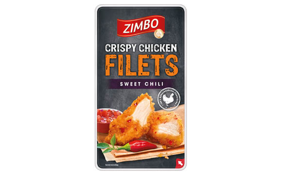 Crispy Chicken Filets / Zimbo