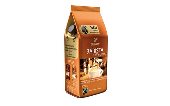 Barista mit Aromaverschluss / Tchibo