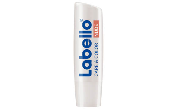 Gesichtspflege - Bronze: Labello Care & Color nude / Beiersdorf