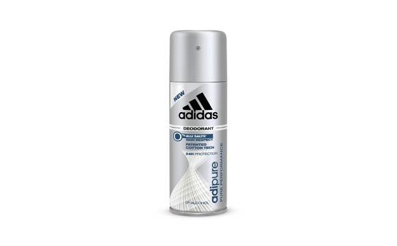 Adidas Adipure Deodorant / Coty Germany