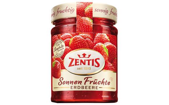 Sonnen Früchte / Zentis