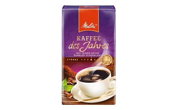 Melitta Kaffee des Jahres / Melitta Europa