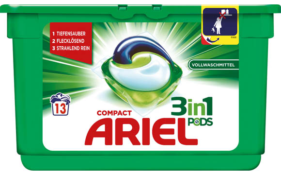 Ariel 3in1 Pods / Procter & Gamble