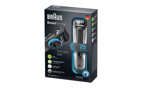 Braun Male BeardTrimmer BT5090 / Procter & Gamble