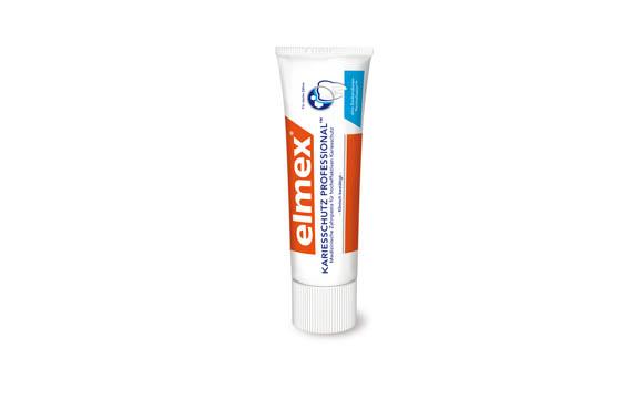 Mundhygiene - Gold: Elmex Kariesschutz Professional plus Zuckersäuren-Neutralisator / CP Gaba