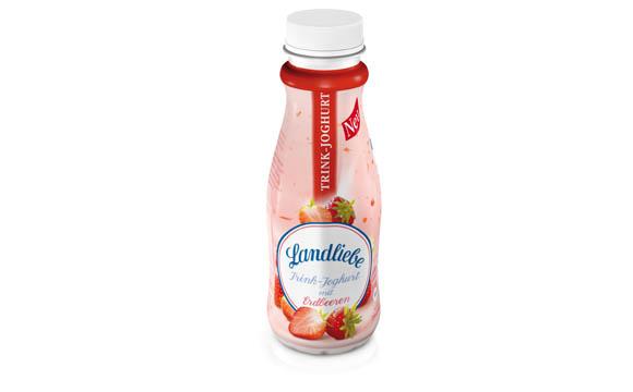 Landliebe Trinkjoghurt / FrieslandCampina Germany