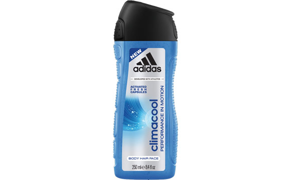 Adidas Climacool Shower Gel / Coty Germany