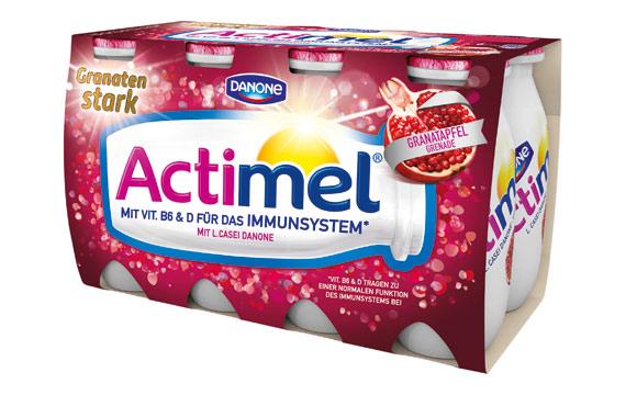 Actimel Granatapfel / Danone