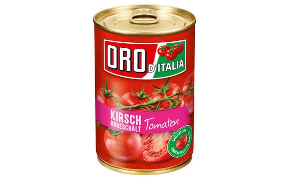 Oro d'Italia Kirschtomaten ungeschält / Hengstenberg