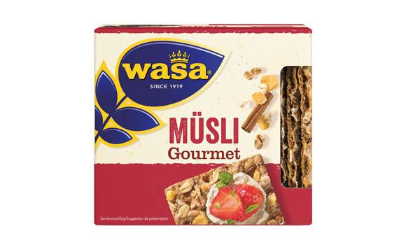 Wasa Gourmet / Barilla Deutschland