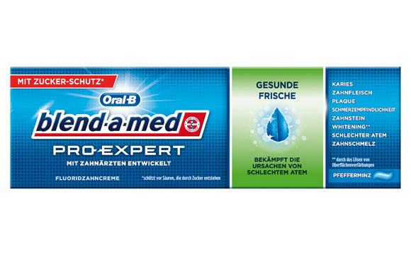Oral-B Blend-a-med Pro Expert Gesunde Frische / Procter & Gamble