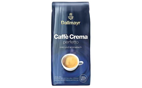 Kaffee, Tee, Kakao - Silber: Dallmayr Intenso & Perfetto / Nestlé