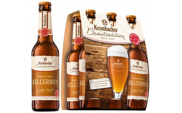Krombacher Brautradition Kellerbier / Krombacher Brauerei