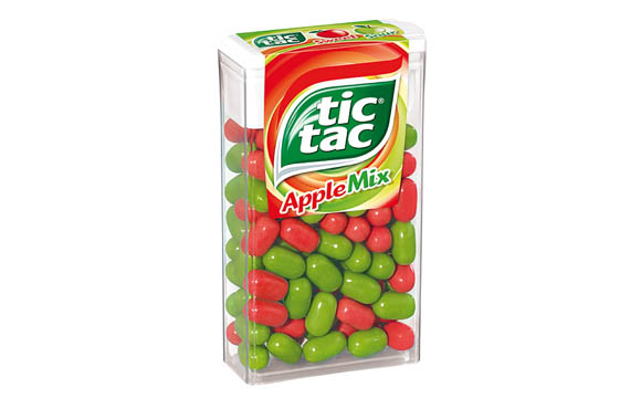 Tic Tac Apple Mix / Ferrero Deutschland
