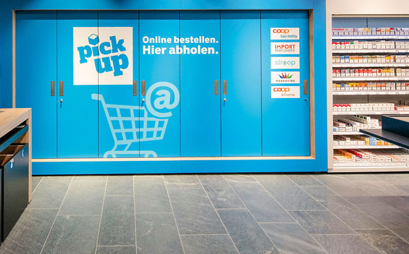 Artikelbild Bald 1.100 Pick-up-Stationen