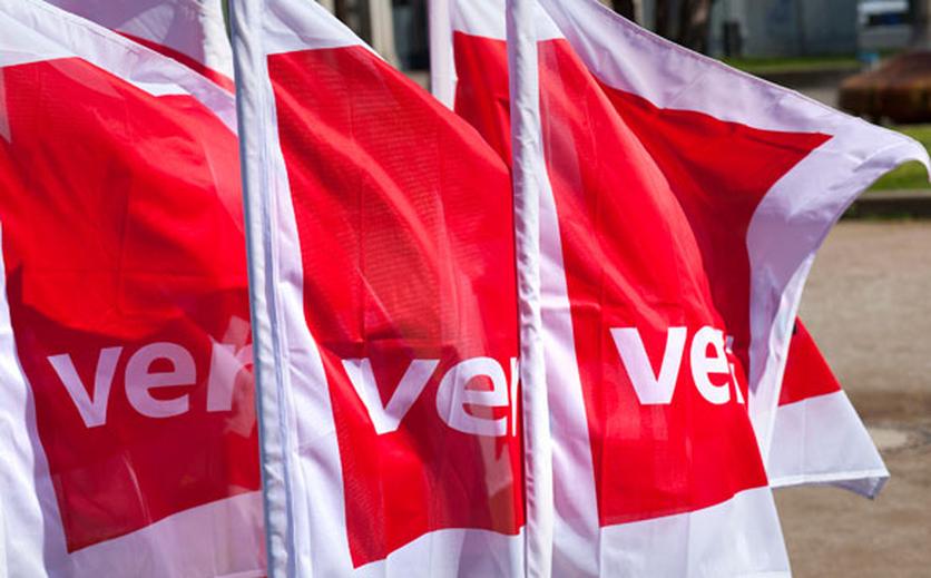 Verdi: Warnstreiks im Handel