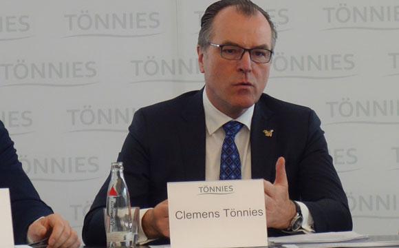 Robert Tönnies will Verkauf