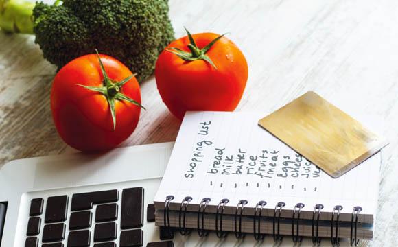 E-Food Nachfrage legt weiter zu