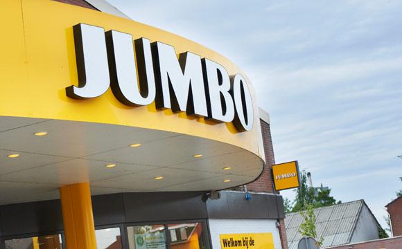 Jumbo kocht Suppen aus Gemüseresten