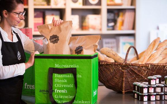 Amazon: Fresh in Berlin und Potsdam gestartet