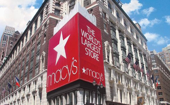 Kaufhäuser verlieren Umsatz