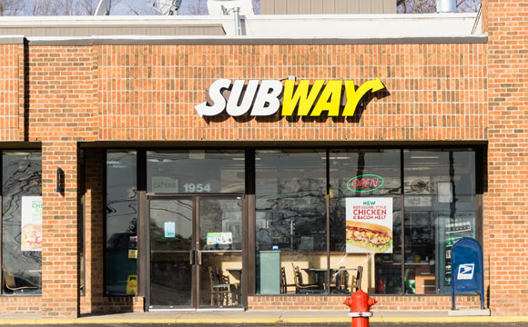 Subway:Testet an Tankstellen
