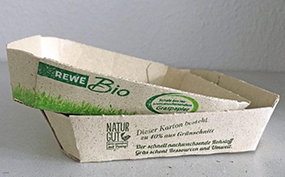 Rewe Group:Test von neuen Obst-Verpackungen