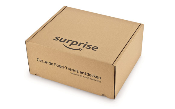 Amazon: Wachstum im Lebensmittelgeschäft