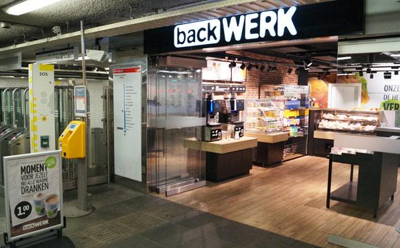 BackWerk: Konzeptionelle Neuerung