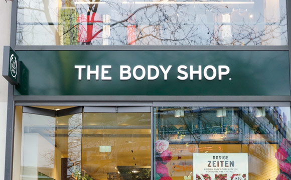 Milliarden-Angebot für The Body Shop