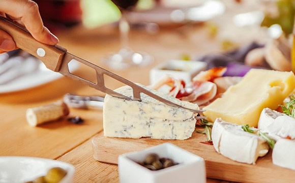Online-Service für Käse