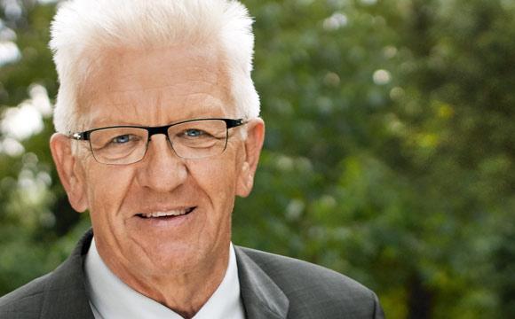 BaWü-Ministerpräsident Kretschmann