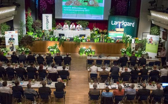 Landgard: Turnaround geschafft