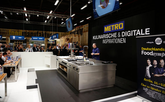 Metro Group: Beteiligt sich an Planday