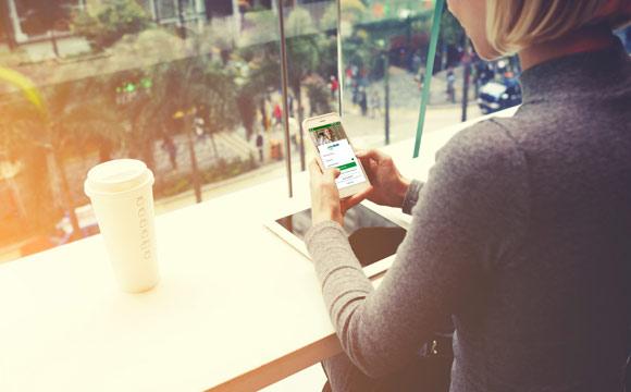 Von Handy zu Handy zahlen