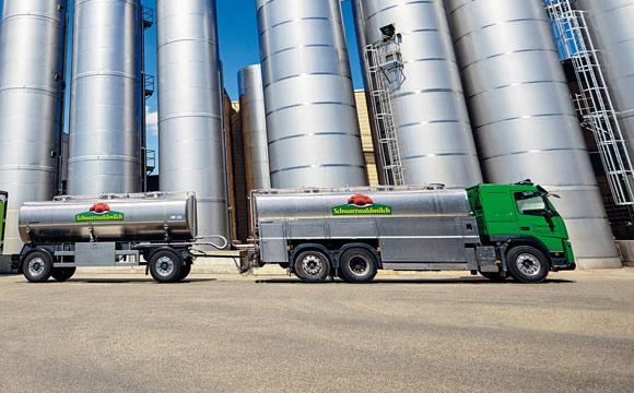 Schwarzwaldmilch: Ist gut im Kurs trotz schwierigem Milchmarktjahr