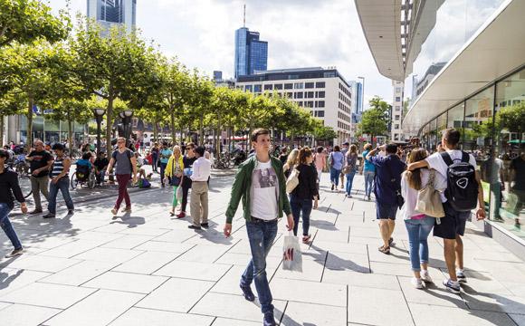 Keine Ausnahmen in Frankfurt