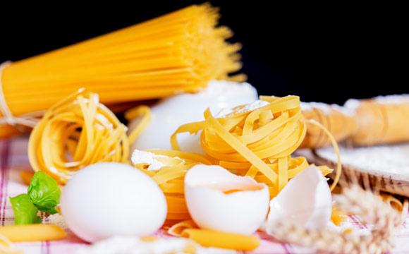 Transparenz bei eierhaltigen Lebensmitteln