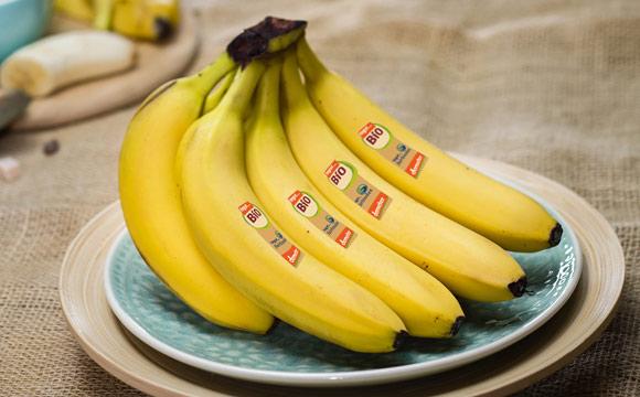 Erstmals mit Demeter Bananen