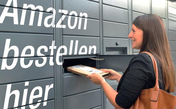 Amazon: Fast 200 Locker-Abholstationen sind einsatzbereit