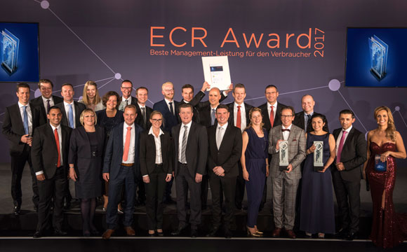 GS1 Germany: ECR Awards 2017 vergeben