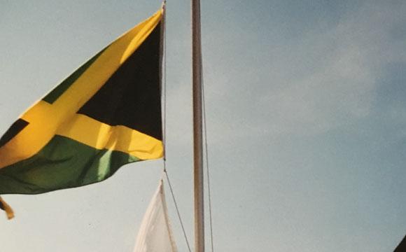 Jamaika: Wolkig bis stürmisch