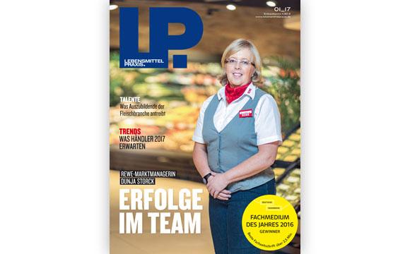 Ausgabe 01 vom 13. Januar 2017: Erfolge im Team