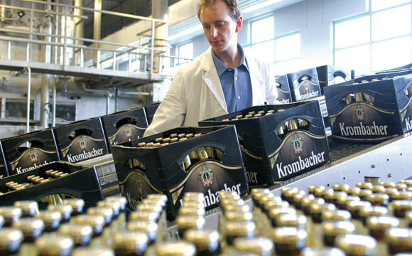 Krombacher:Im alkoholfreien Rausch