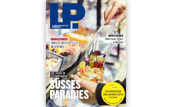 Ausgabe 02 vom 27. Januar 2017:Süßes Paradies