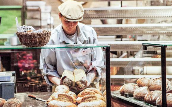 Brot und Backwaren:Discount macht die Schnitte