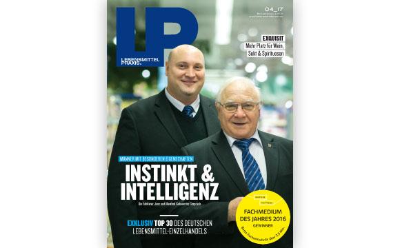 Ausgabe 04 vom 14. März 2017:Instinkt & Intelligenz