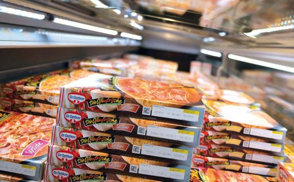 Tiefkühlkost: Mehr Snacker