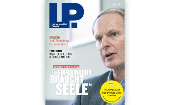 """Ausgabe 05 vom 31. März 2017:""""Supermarkt braucht Seele"""""""